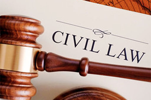 Civil and Commercial Code: Right of Retention